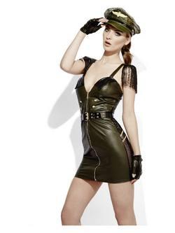 Katona Női Jelmez