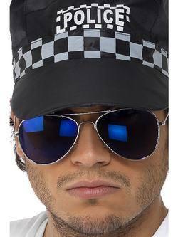 Kék Lencsés Pilóta Szemüveg