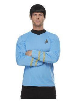 Kék Star Trek Egyenruha