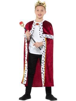 Királyi Köpeny Gyerekeknek