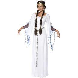 Középkori Szobalány Női Jelmez