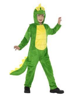 Krokodil Gyerek Jelmez