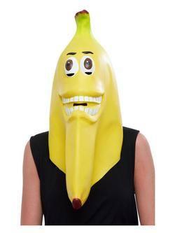 Latex Banán Maszk