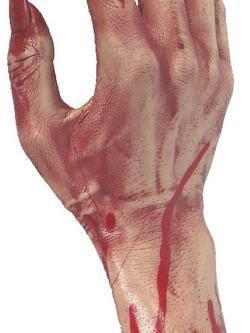 Levágott Kézfej