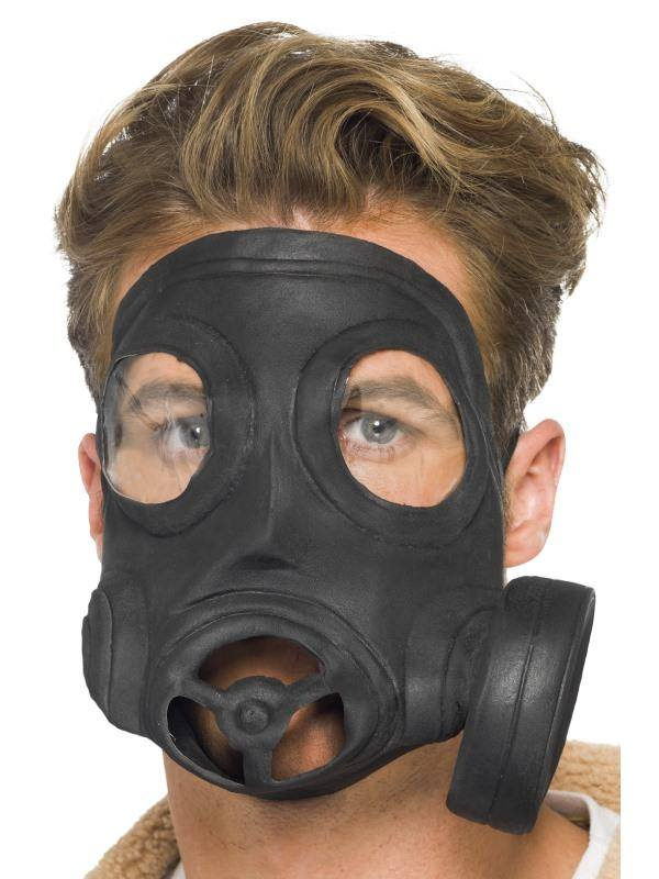 Fekete Gázmaszk