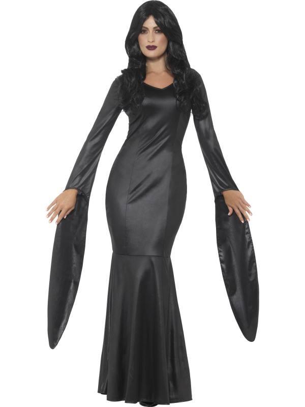 Fekte Halhatatlan Vámpír Női Jelmez Halloweenre ? L
