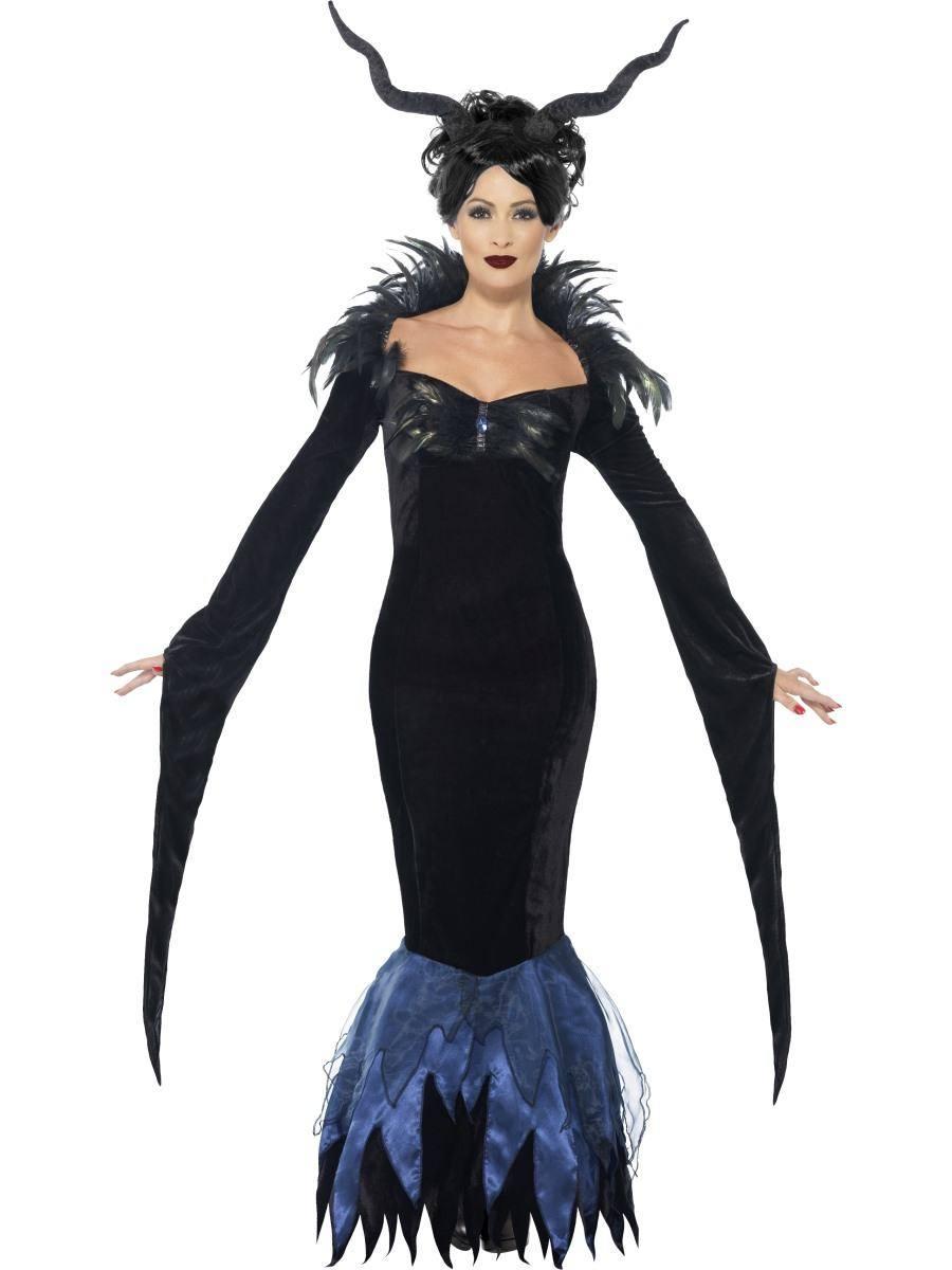 Fekete Holló Jelmez Nőknek Halloweenre