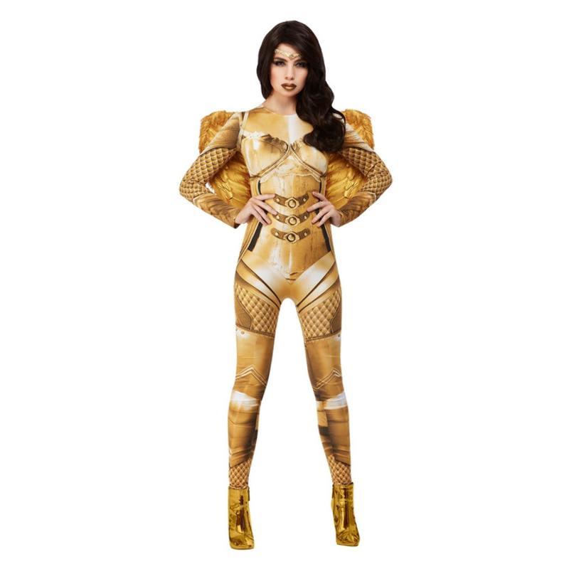 Arany Őrangyal Jelmez Nőknek - S