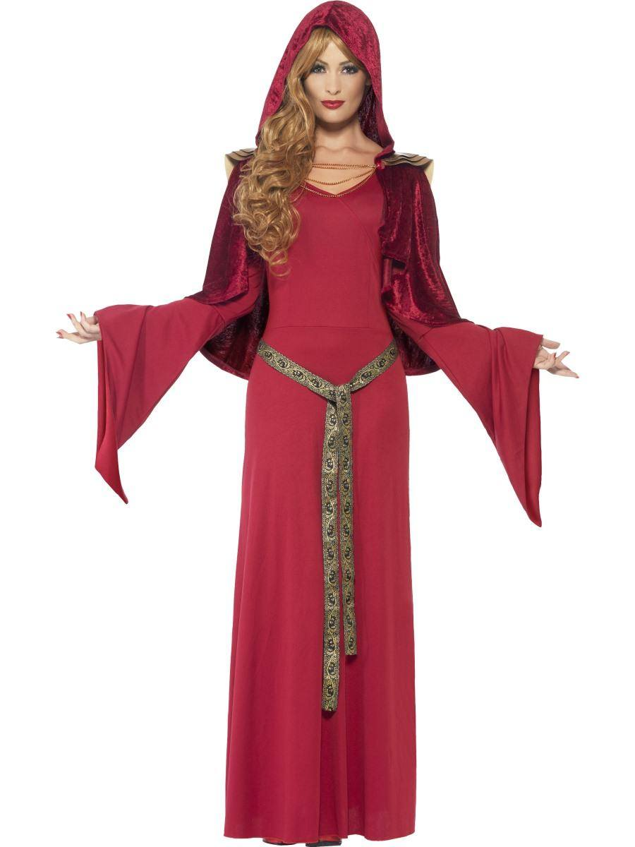 Piros Papnő Jelmez Nőknek