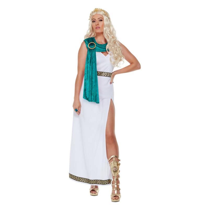 Fehér Római Birodalom Császárnője Jelmez Nőknek - M