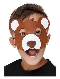 Medve Filc Gyerek Maszk