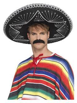 Mexikói Sombrero Kalap