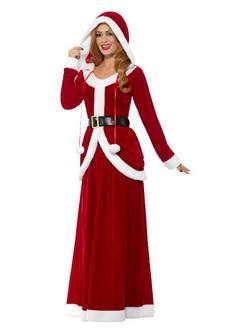 Miss Santa Női Mikulás Jelmez