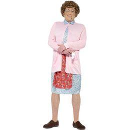 Mrs Brown Férfi Jelmez