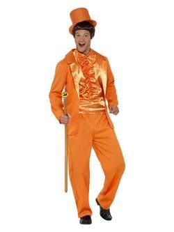 Narancssága Férfi Szmoking