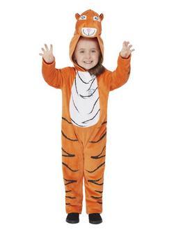 Narancssárga A Tigris, aki Teázni Jött Gyerek Jelmez