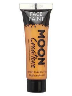 Narancssárga Arc- és Testfesték - 12 ml