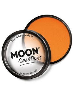 Narancssárga Arc- és Testfesték Tégelyben - 36 g
