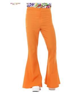 Narancssárga Férfi Trapéznadrág