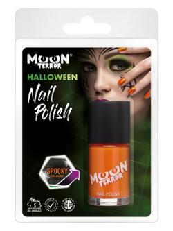 Narancssárga Körömlakk Csomagolásban Halloweenre - 14 ml