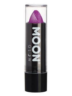 Neon Lila UV-s Csillámos Rúzs - 5 g
