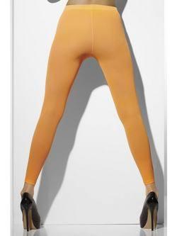 Neon Narancssárga Leggings