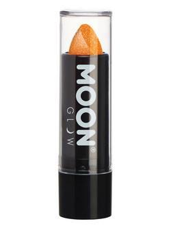 Neon Narancssárga UV-s Csillámos Rúzs - 5 g