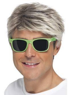 Neon Party Szemüveg