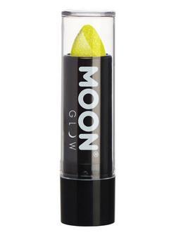 Neon Sárga UV-s Csillámos Rúzs - 5 g