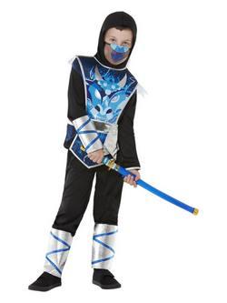 Ninja Harcos Kisfiú Jelmez