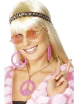 Női Hippi Jelmezkellék Szett