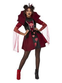 Összetört Szívek Királynője Női Jelmez Halloweenre
