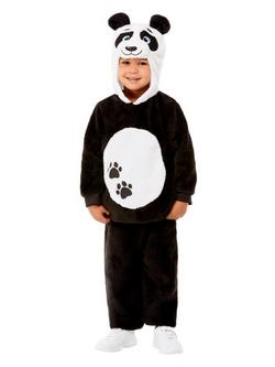 Panda Totyogó Gyerek Jelmez