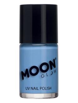 Pasztell Neon Kék UV-s Körömlakk - 14 ml