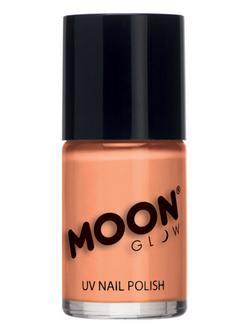 Pasztell Neon Narancssárga UV-s Körömlakk - 14 ml
