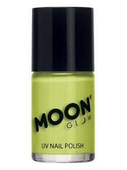 Pasztell Neon Sárga UV-s Körömlakk - 14 ml
