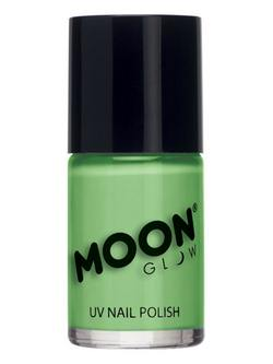 Pasztell Neon Zöld UV-s Körömlakk - 14 ml