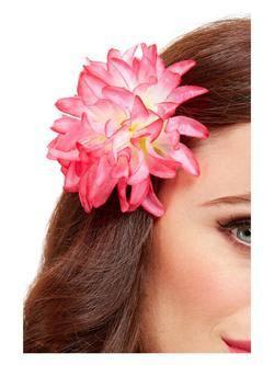 Pink Hawaii Virág Hajcsatt