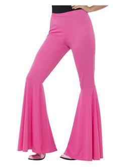 Pink Női Trapéznadrág