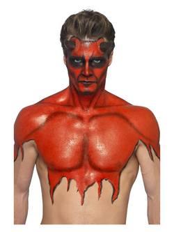Piros Ammóniamentes Latex Folyadék és Szivacs Szett - 59,14 ml
