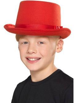 Piros Gyerek Kalap