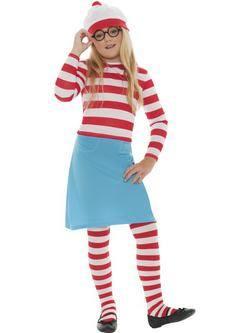 Piros Hol van Wally? Wenda Kislány Jelmez