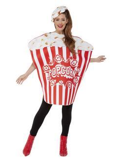 Popcorn Férfi Jelmez