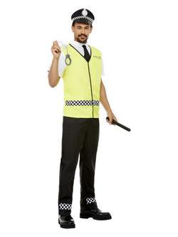 Rendőr Férfi Jelmez