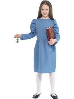 Roald Dahl Matilda A Kiskorú Boszorkány Kislány Jelmez
