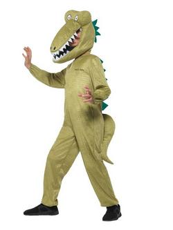 Roald Dahl The Enormous Crocodile Krokodil Kisfiú Jelmez