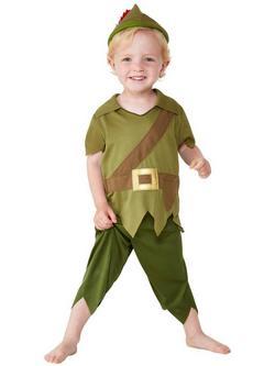 Robin Hood Totyogó Gyerek Jelmez