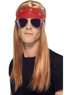 Rocker Jelmezkellék Szett
