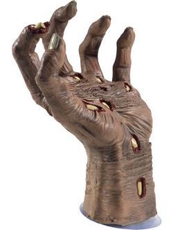 Rothadó Zombi Kézfej Dekoráció