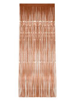 Rozé Arany Metálfényű Ajtódekoráció - 91x244 cm